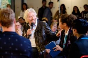 Richard Branson talks about Education