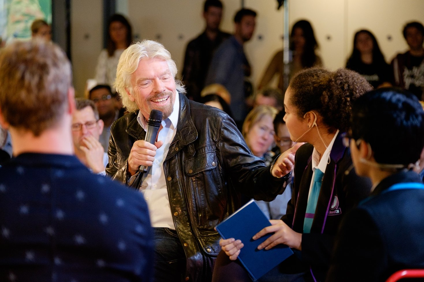 Spanish Classes   Richard Branson Says it is Time to Learn ...