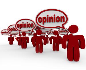 Expresar tu opinion