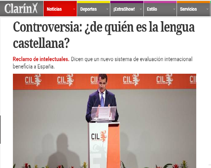 clarin on siele