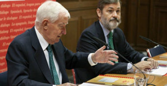 Victor Garcia de la Concha- Cervantes  Institute