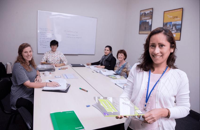 Spanish Immersion school in Lima Peru